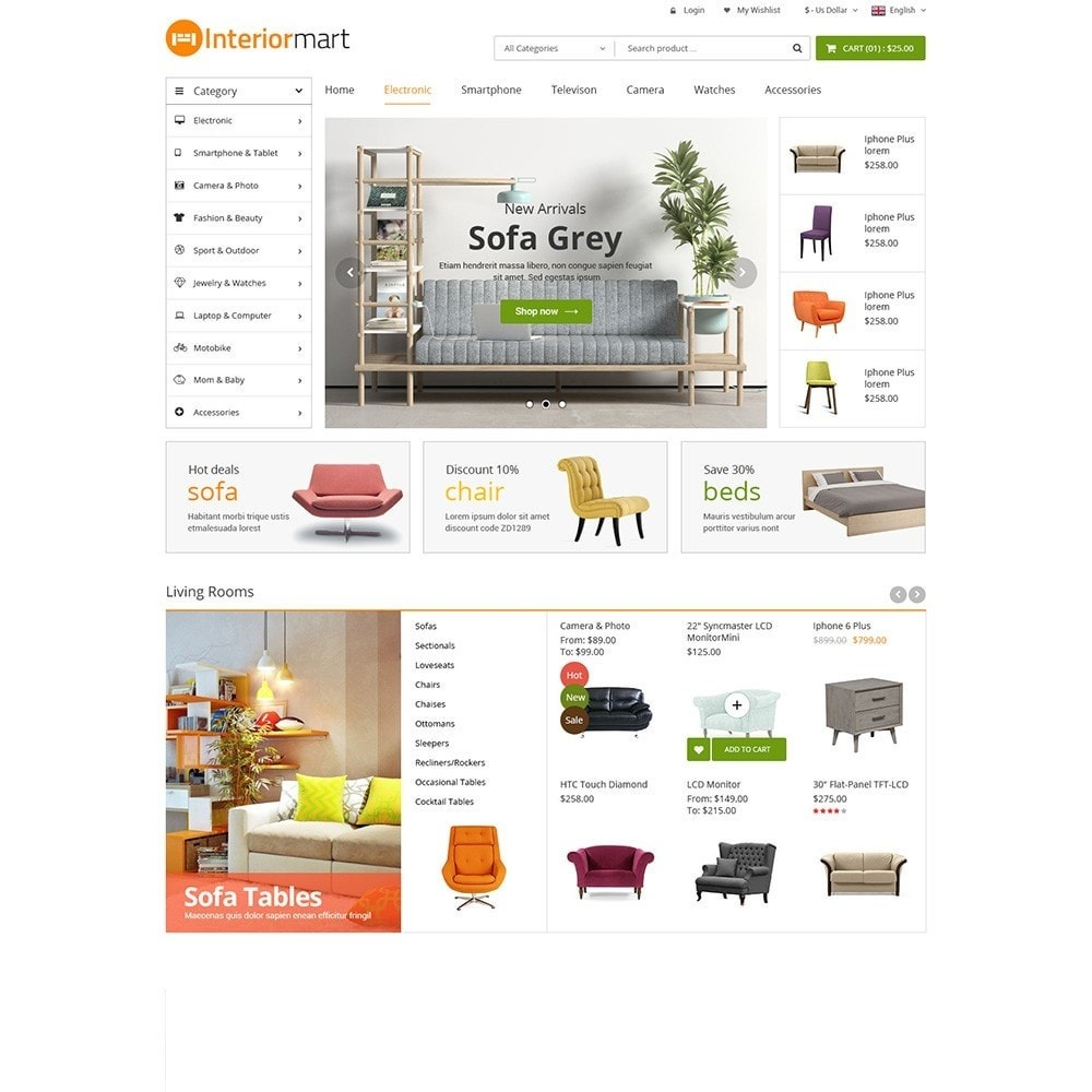 Funismart - Furniture Store