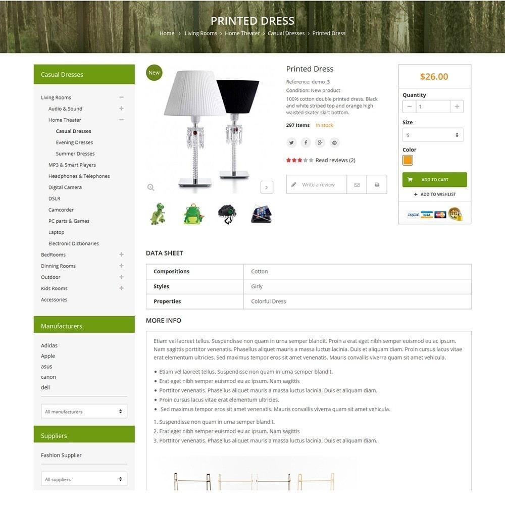 theme - Casa & Jardins - Funismart - Furniture Store Responsive PrestaShop - 4