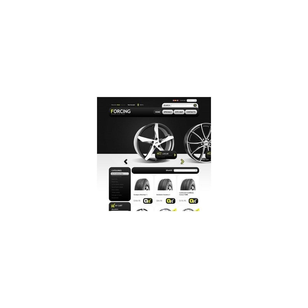 theme - Automotive & Cars - Wheels & Tires - 5