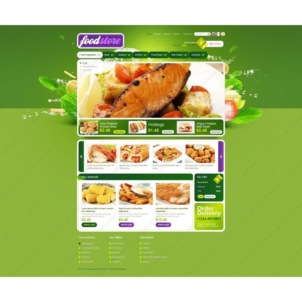 theme - Eten & Restaurant - Tasty Place - 3