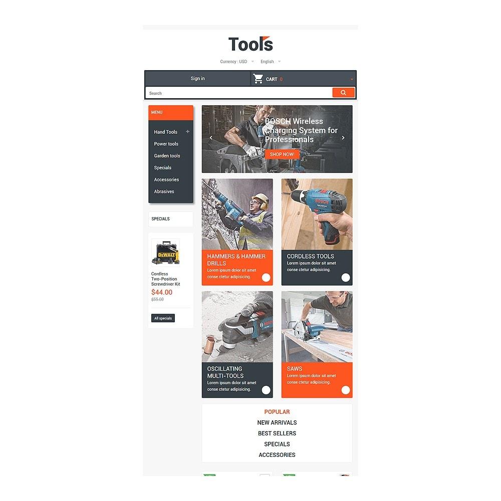 theme - Heim & Garten - Online Toolbox - 3