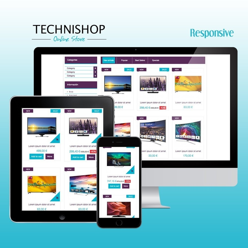 Technishop Store
