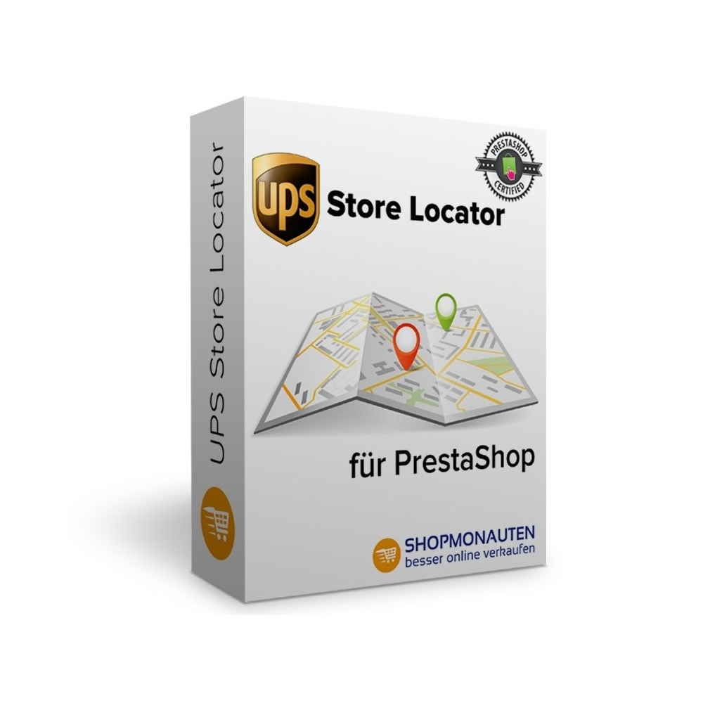 module - Collection Points & In-Store Pick Up - UPS Store Locator - 1