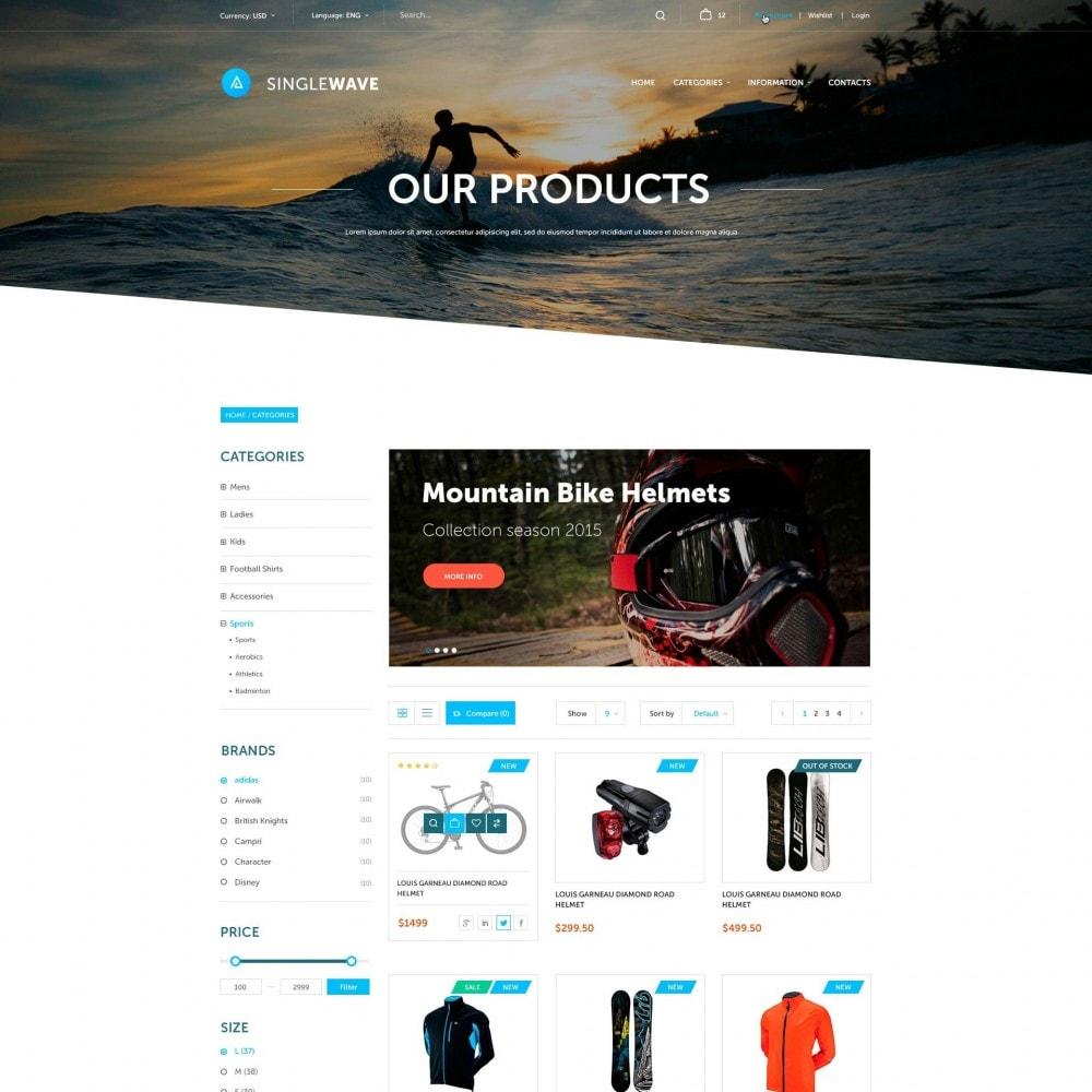 Singlewave - Sport Boutique