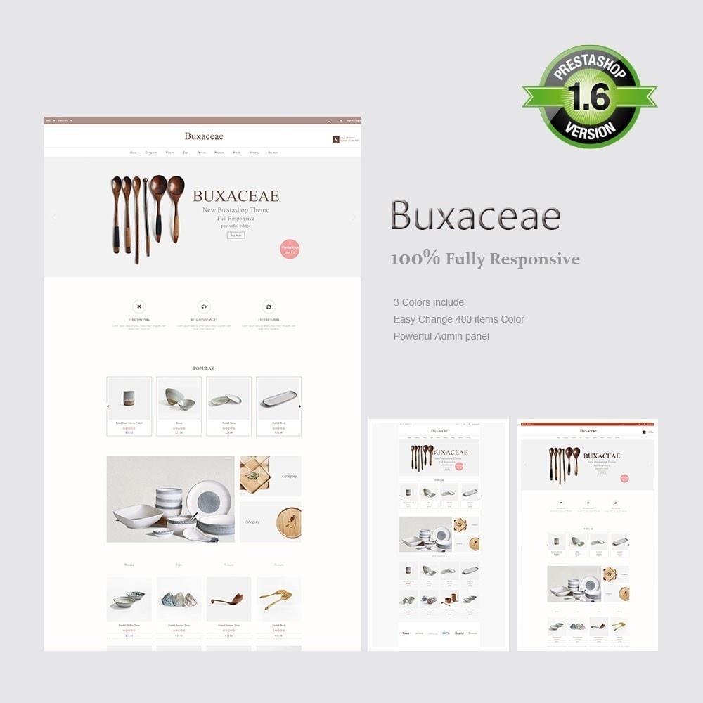 Buxaceae - Responsive Fashion Theme 151