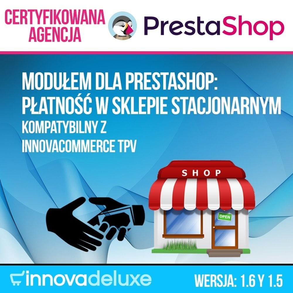 module - Płatność w sklepie - Płatność w sklepie stacjonarnym (z ewentualną dopłatą) - 1