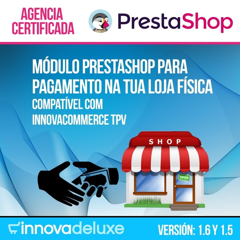 module - Pagamento em Loja - Pagamento na tua loja física (com comissão opcional) - 1