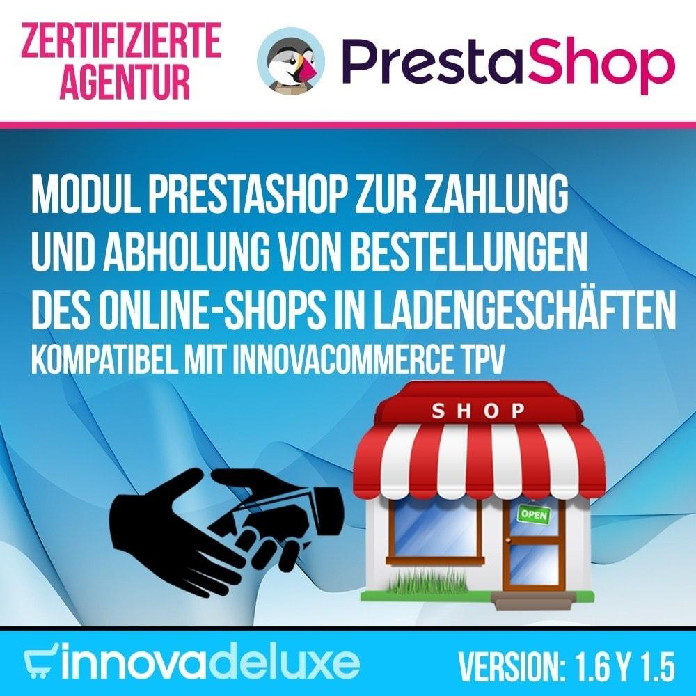 module - Zahlung am POS - Bezahlung in Ihrem Ladengeschäft (wahlweise Kommission) - 1