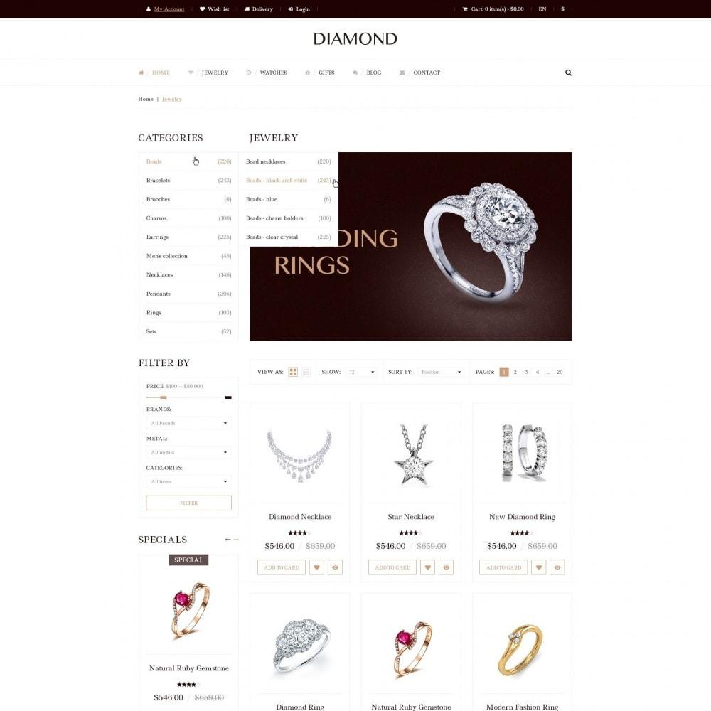 Diamant - De Magasin de Bijoux