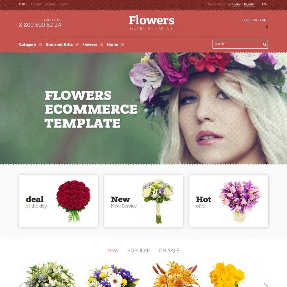 Floweris - Fleurs Boutique