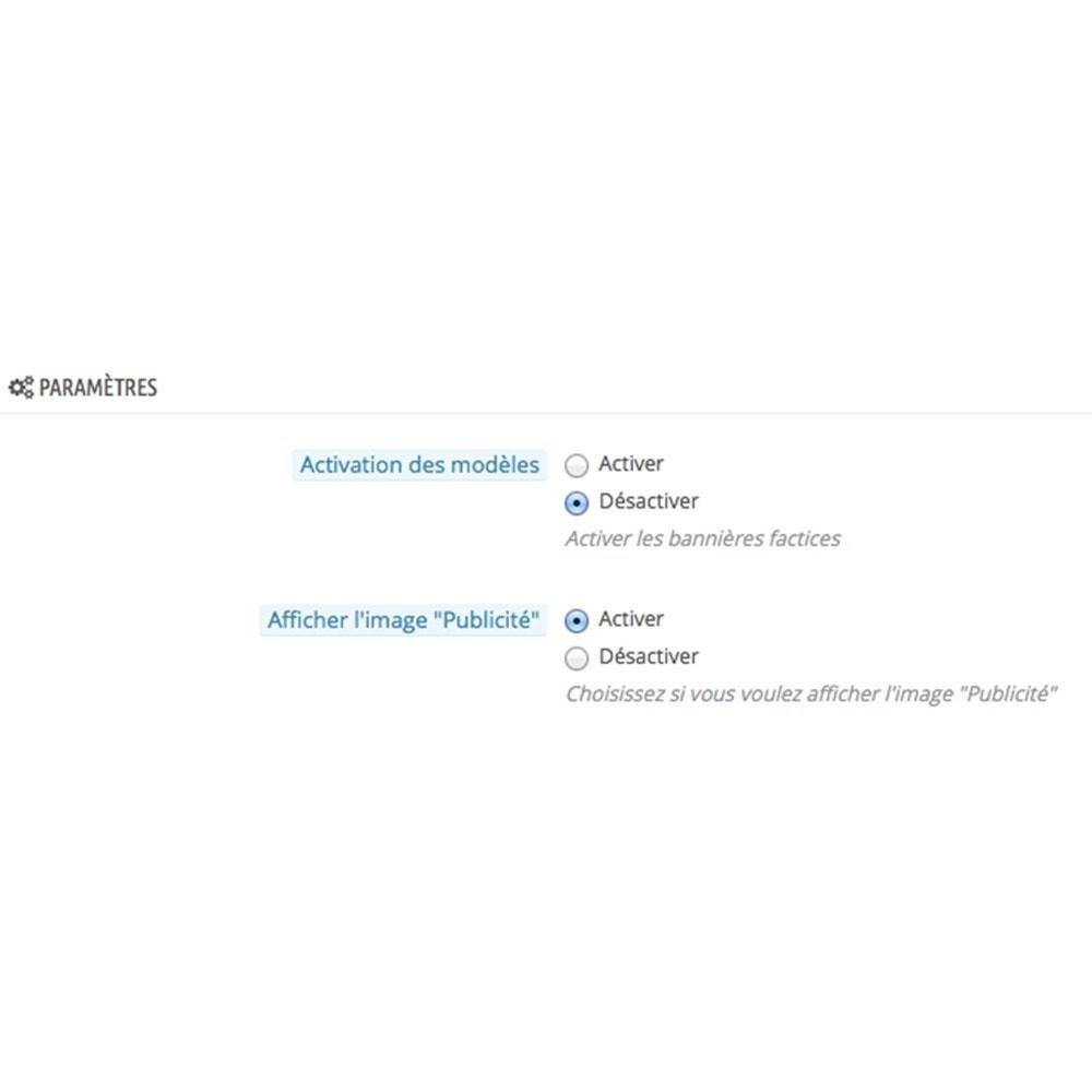 module - Référencement payant (SEA SEM) & Affiliation - Afficheur d'espaces pubs / AdsWhereYouWant - 13