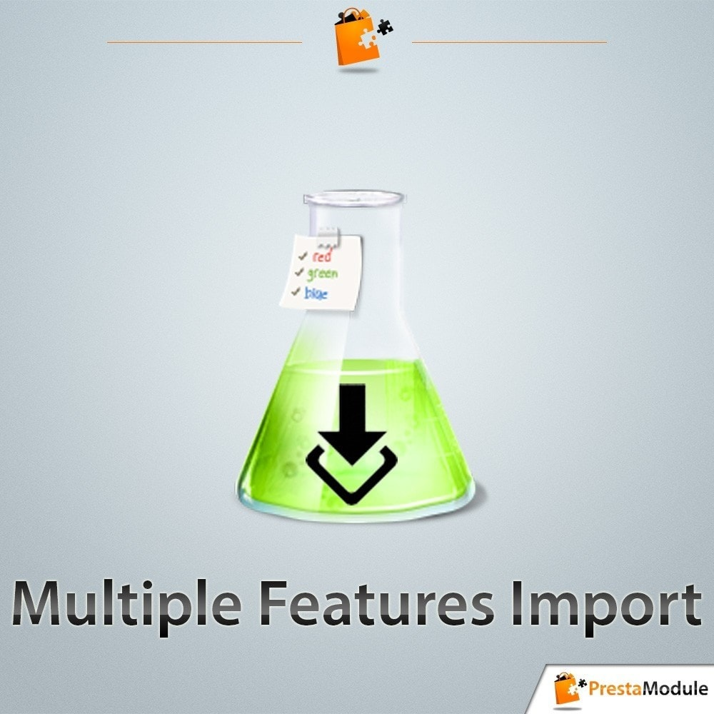 module - Import & Export de données - Multiple Features Import - 1
