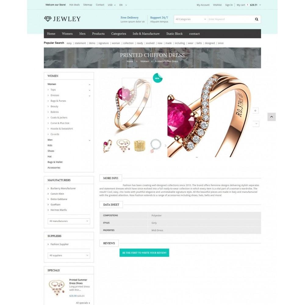 theme - Bellezza & Gioielli - Jewely - Jewelry Store Responsive PrestaShop - 6