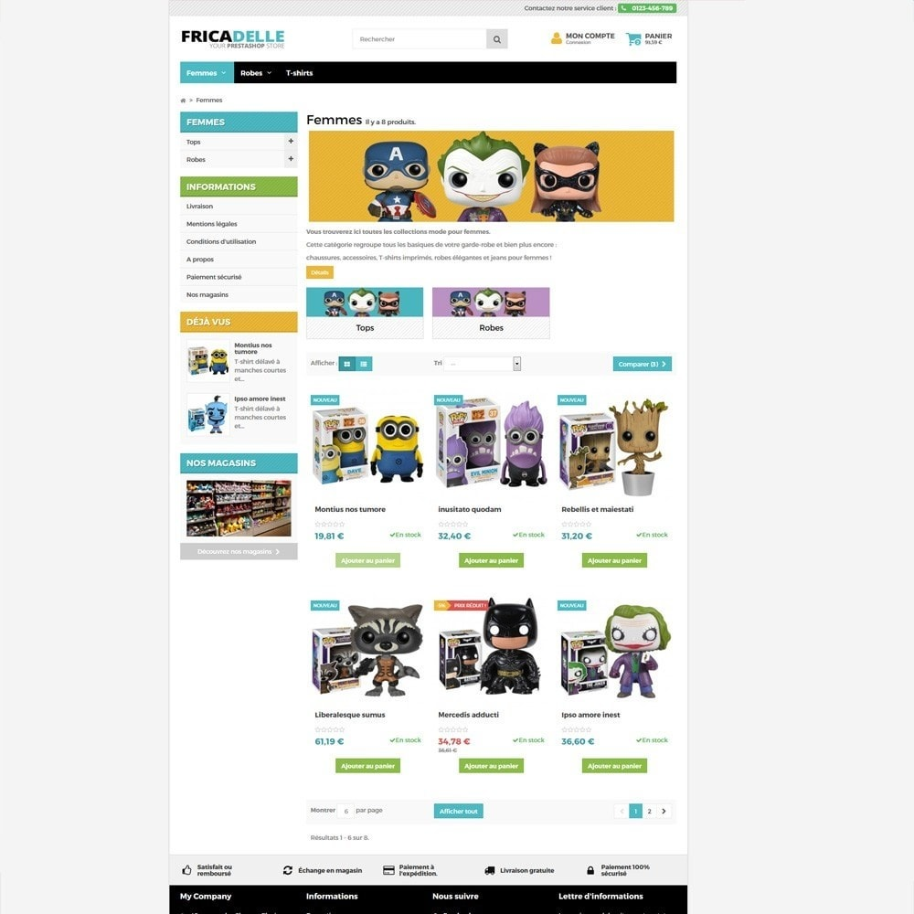 theme - Kids & Toys - Fricadelle Responsive - 8