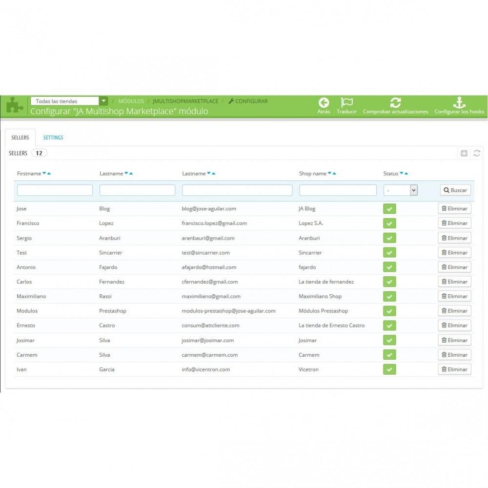 module - Marketplace Erstellen - Multishop Marketplace - 5