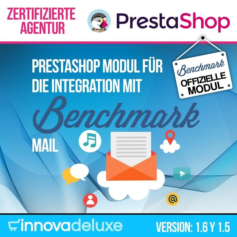 module - E-Mails & Benachrichtigungen - Benchmark Mail marketing Integration - 1