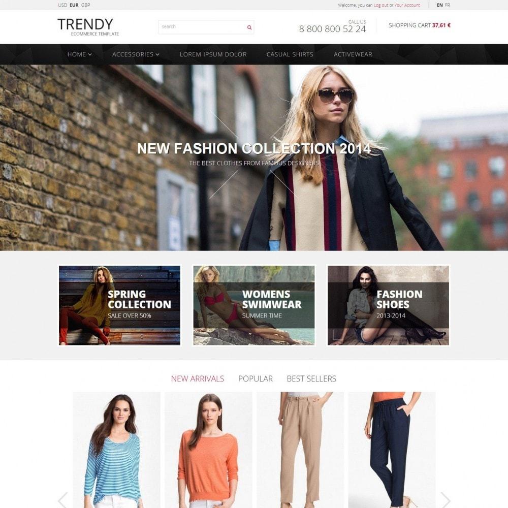 theme - Mode & Schoenen - Trendy - Modewinkel Kleren - 2
