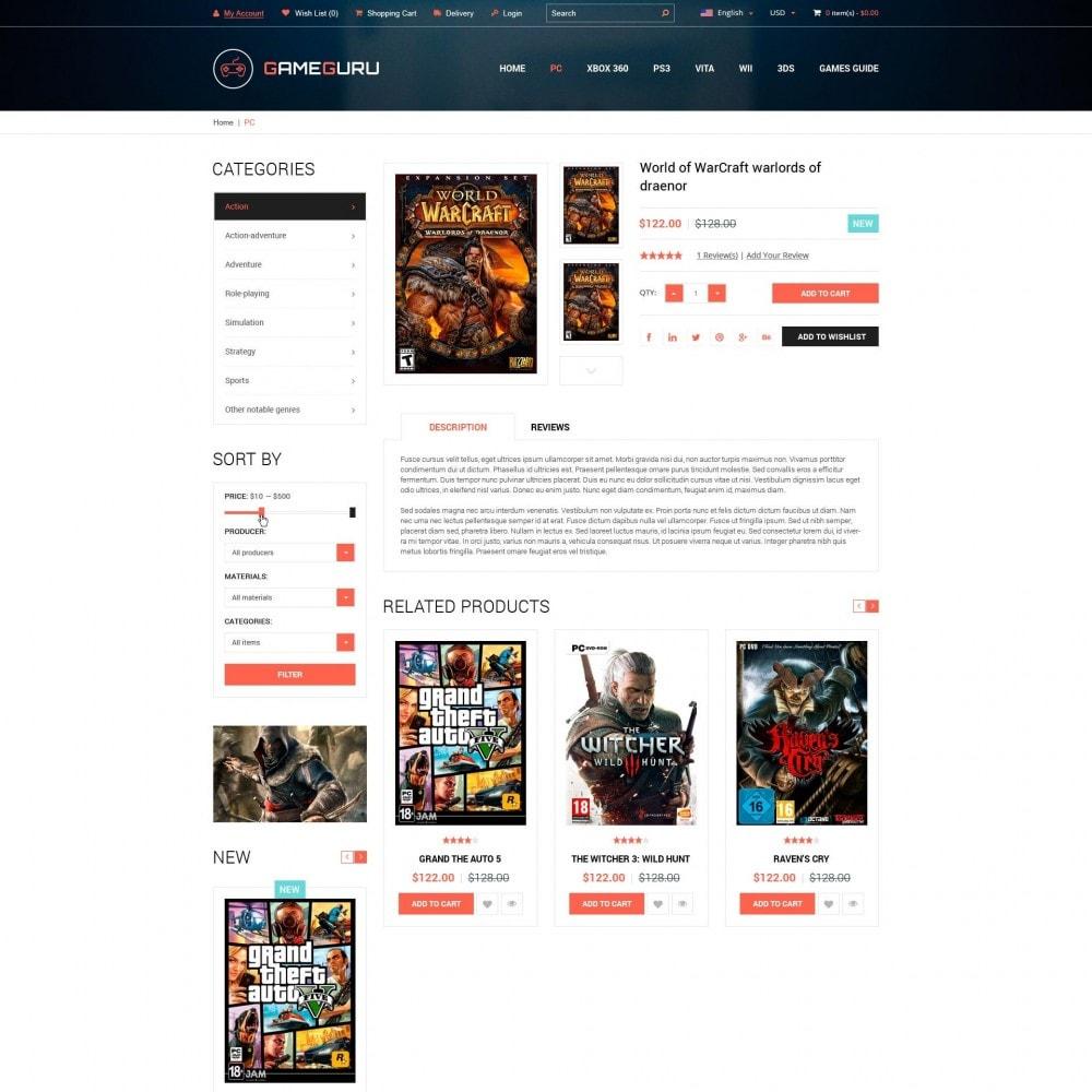 theme - Eletrônicos & High Tech - GameGuru - Jogar Jogos Loja - 4