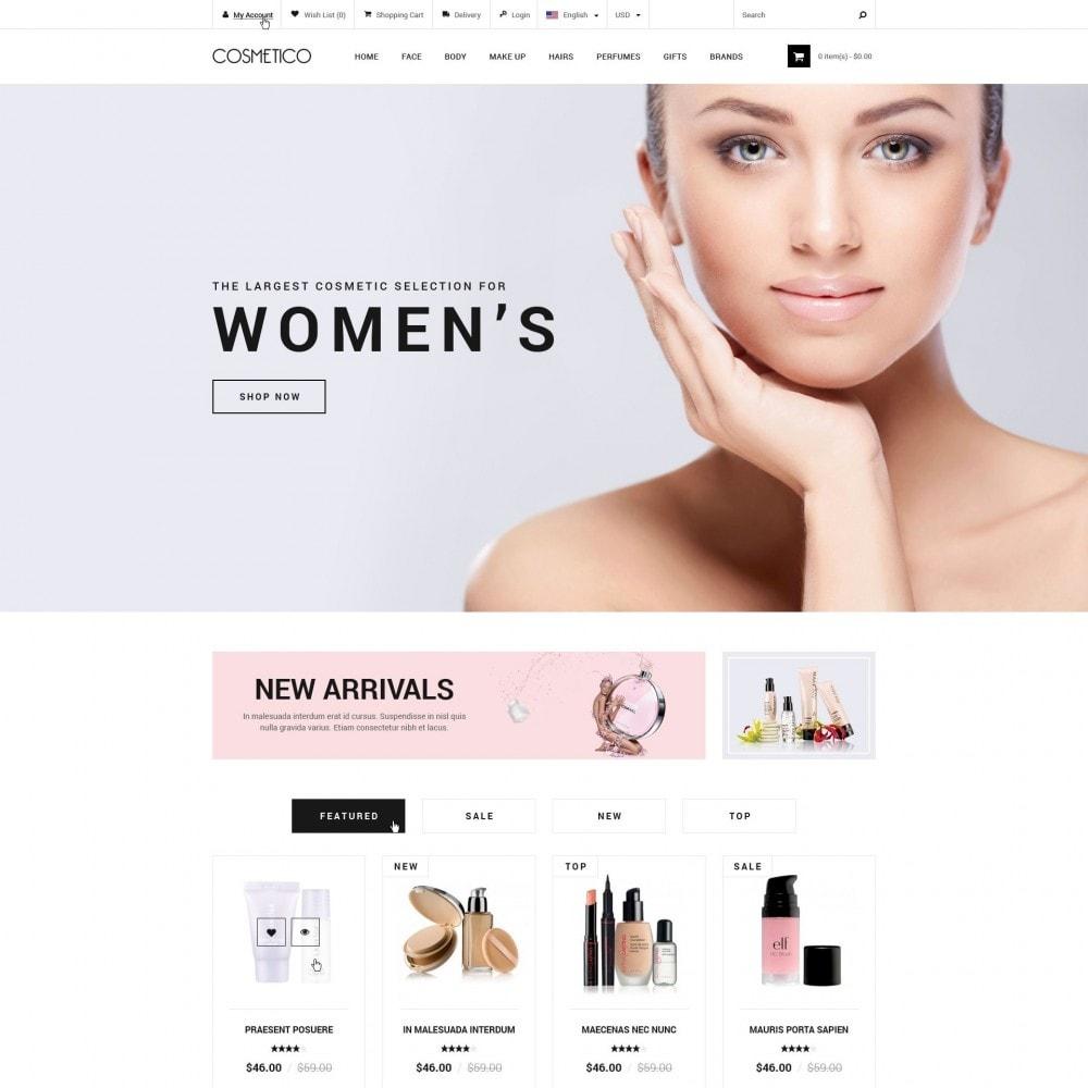 Cosmetico - Loja de Cosméticos