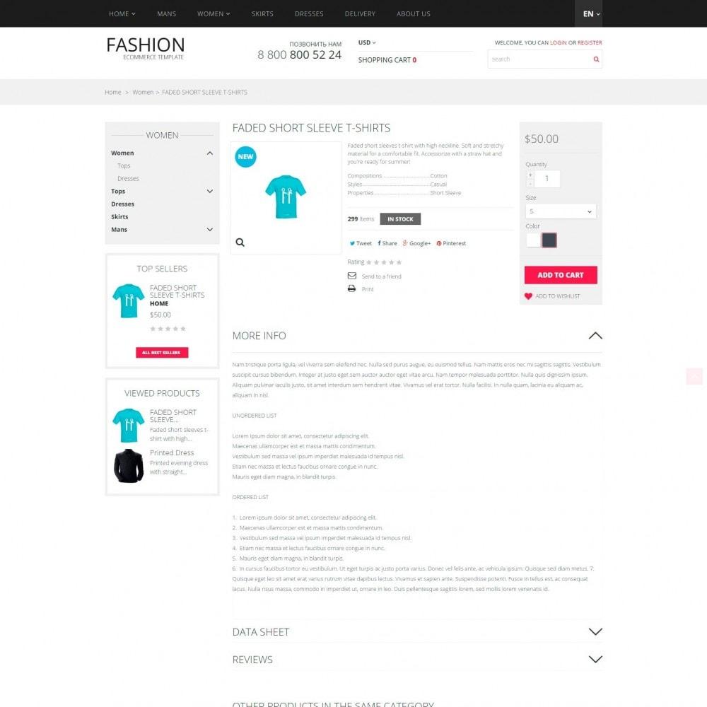theme - Mode & Schuhe - Fashion - Bekleidungsgeschäft - 4