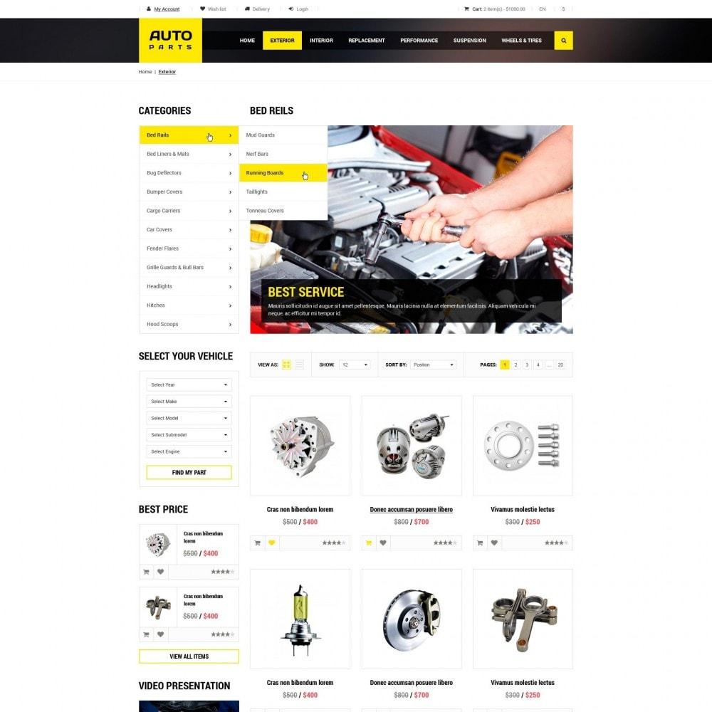 theme - Auto & Moto - Ricambi Auto - 5