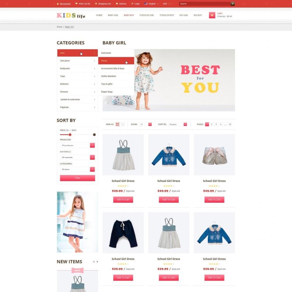 Kids - Abbigliamento per Bambini Negozio