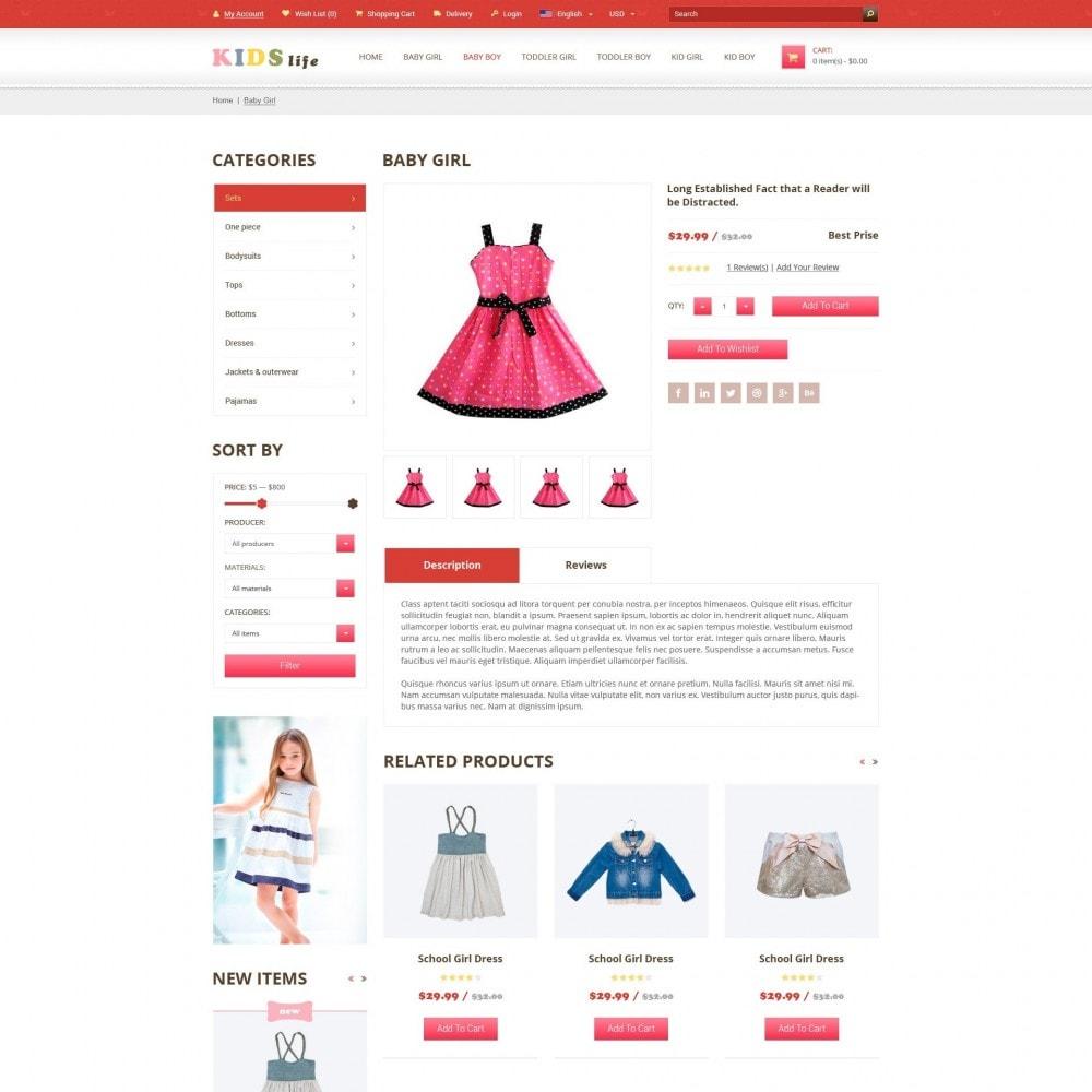 theme - Bambini & Giocattoli - Kids - Abbigliamento per Bambini Negozio - 4