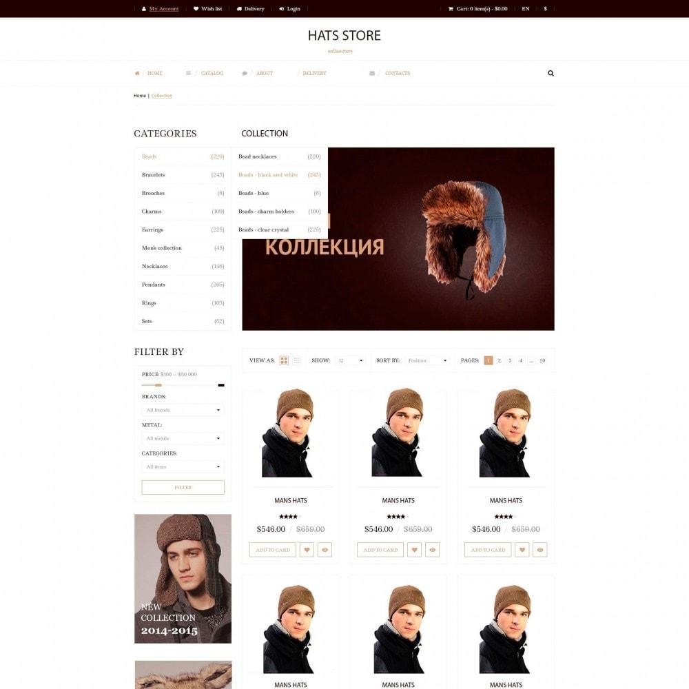 Foxberry - Hüte Store