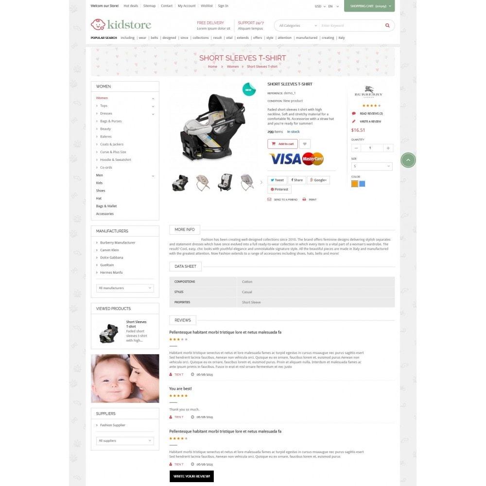 theme - Enfants & Jouets - Kidstore - Kids & Children Store - 5