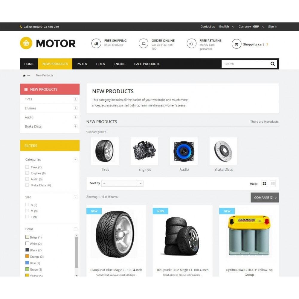 theme - Auto & Moto - AUTO 1.6 Responsive - 5
