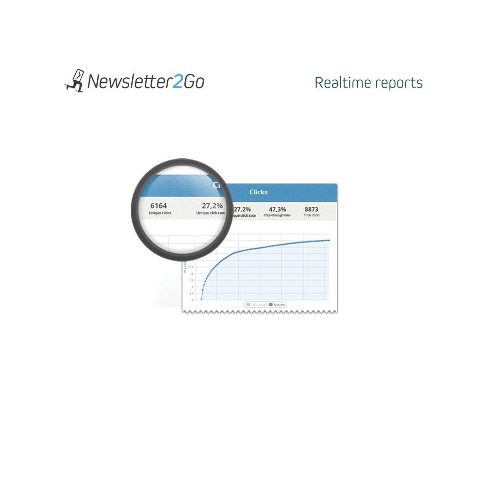 module - Boletim informativo & SMS - Newsletter2Go - 3