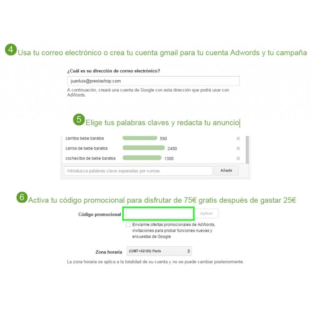 module - SEM SEA - Posicionamiento patrocinado & Afiliación - Google AdWords - 3