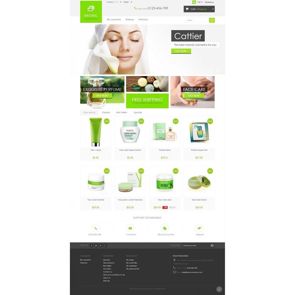 Natural Cosmetics 1.6 Responsive