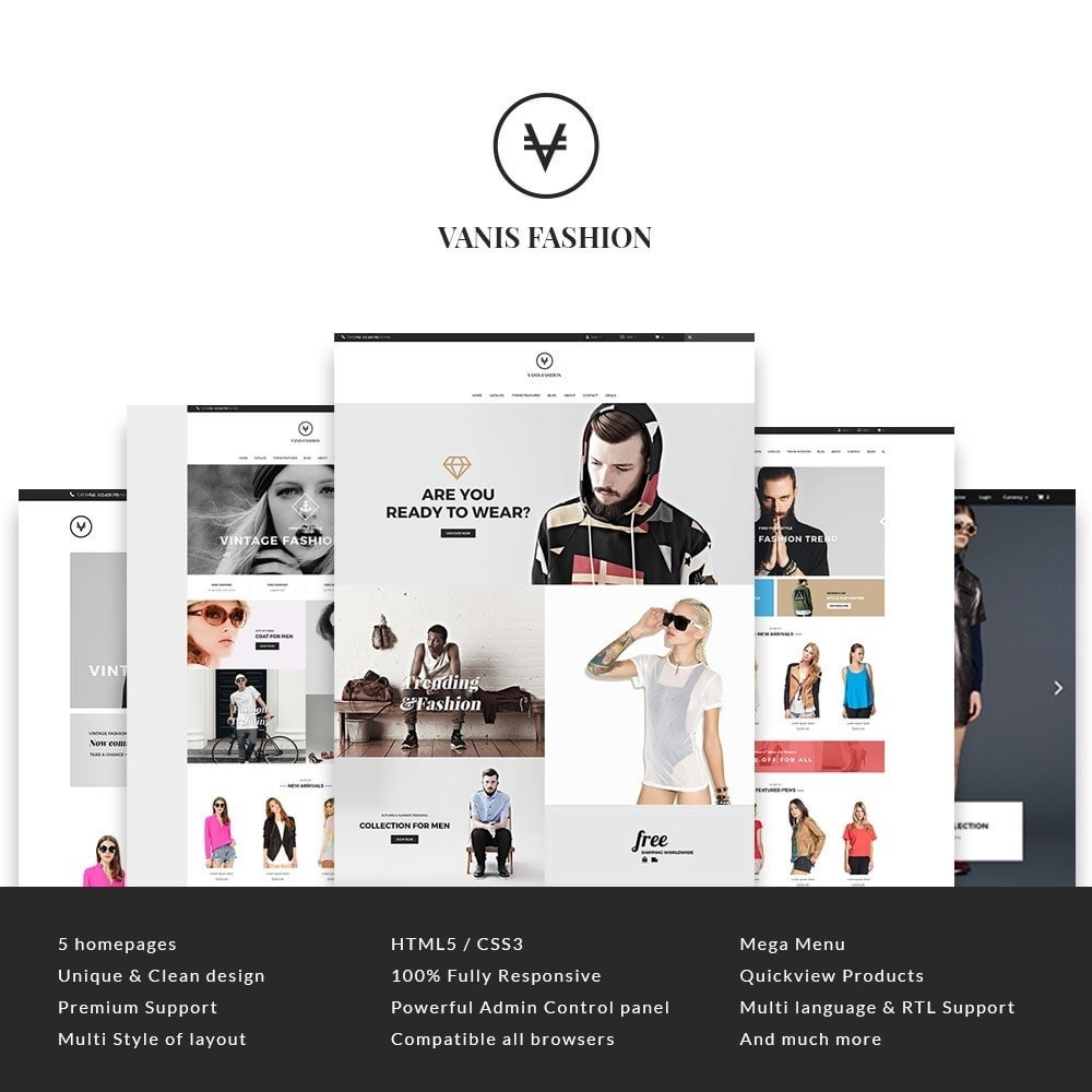 Leo Vanis Fashion