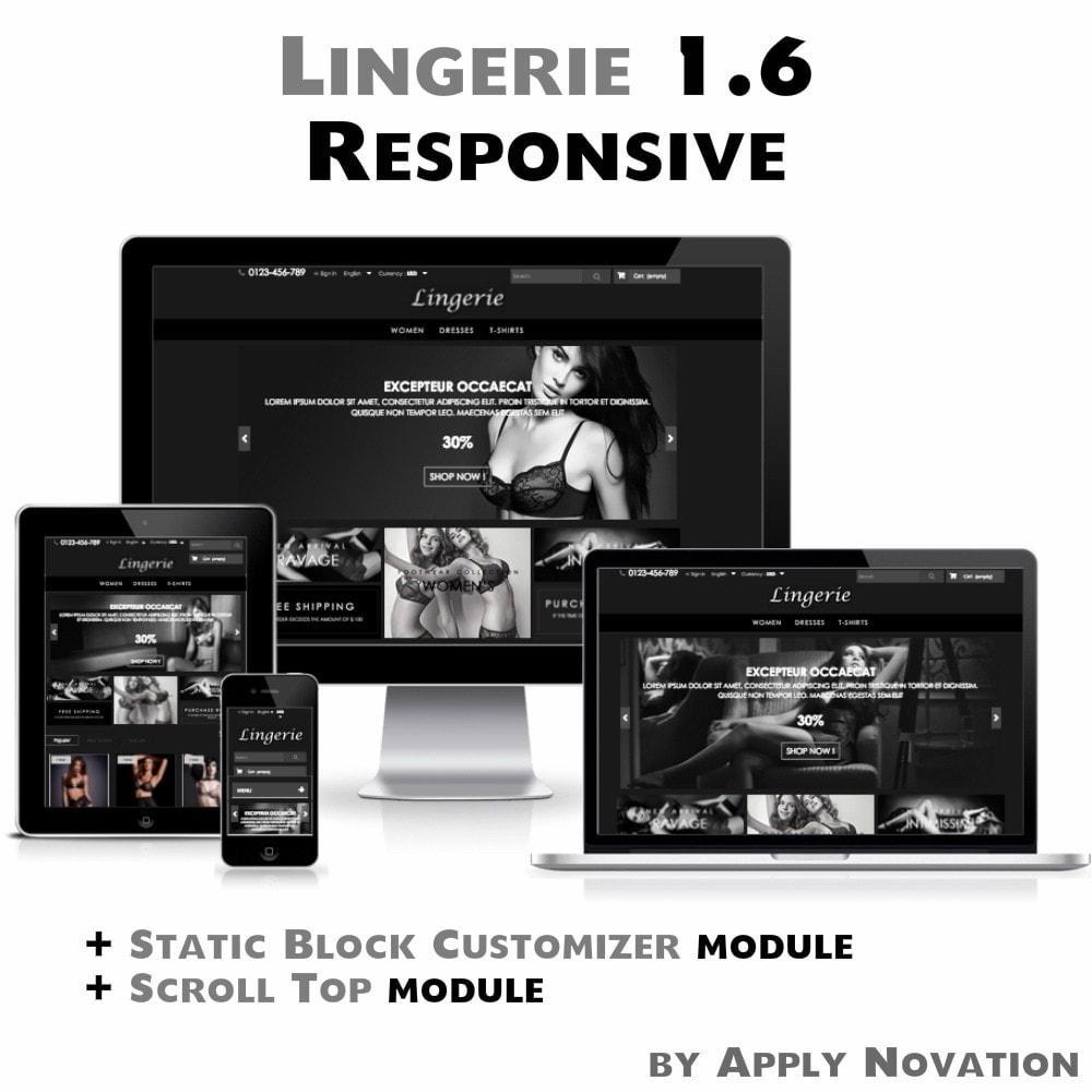 Lingerie 1.6 Responsive