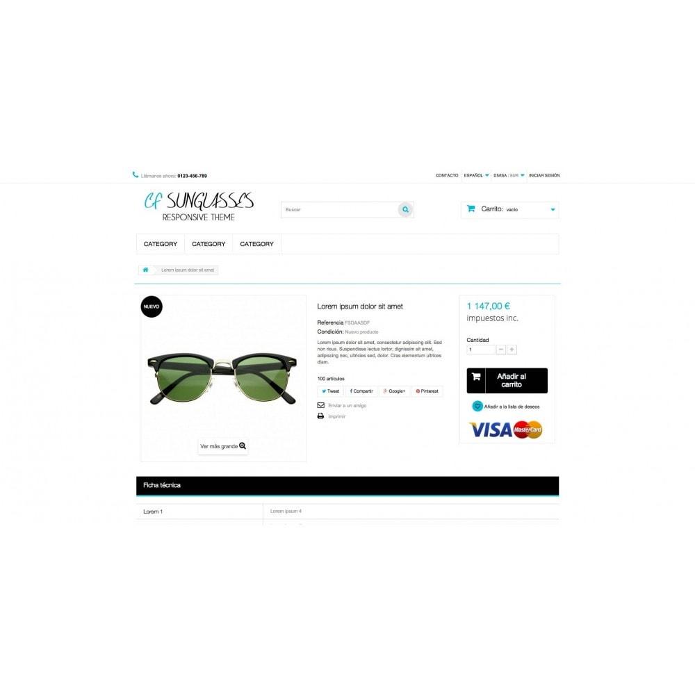 theme - Bellezza & Gioielli - CF Sunglasses - 4
