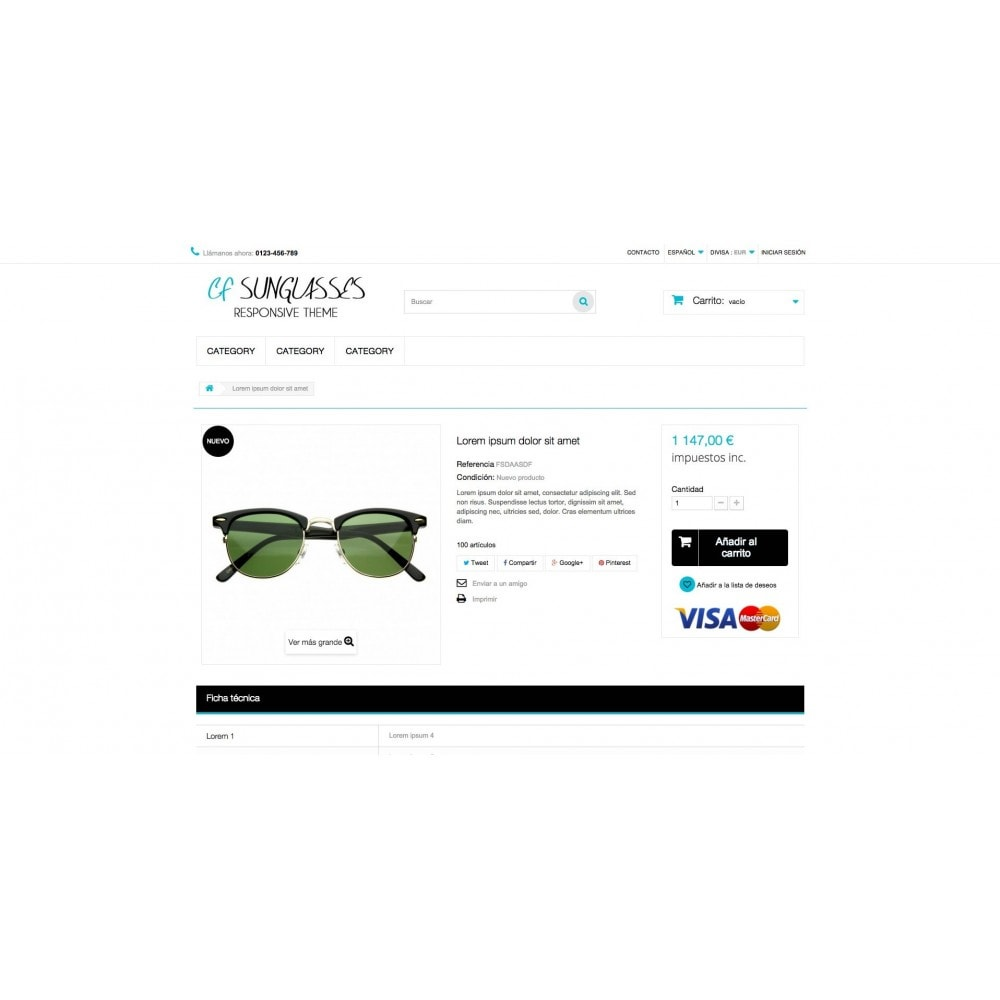 theme - Schmuck & Accesoires - CF Sunglasses - 4