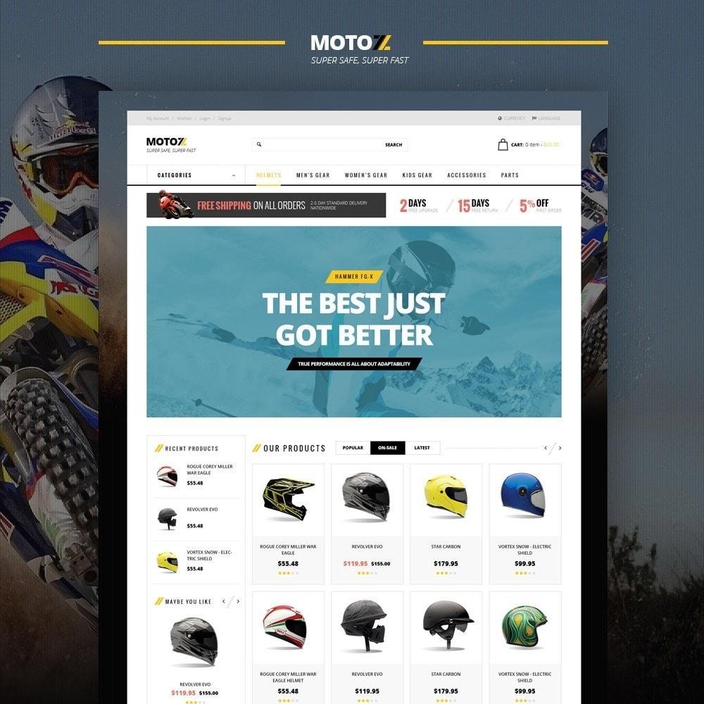 theme - Sport, Activiteiten & Reizen - Leo Moto - 2