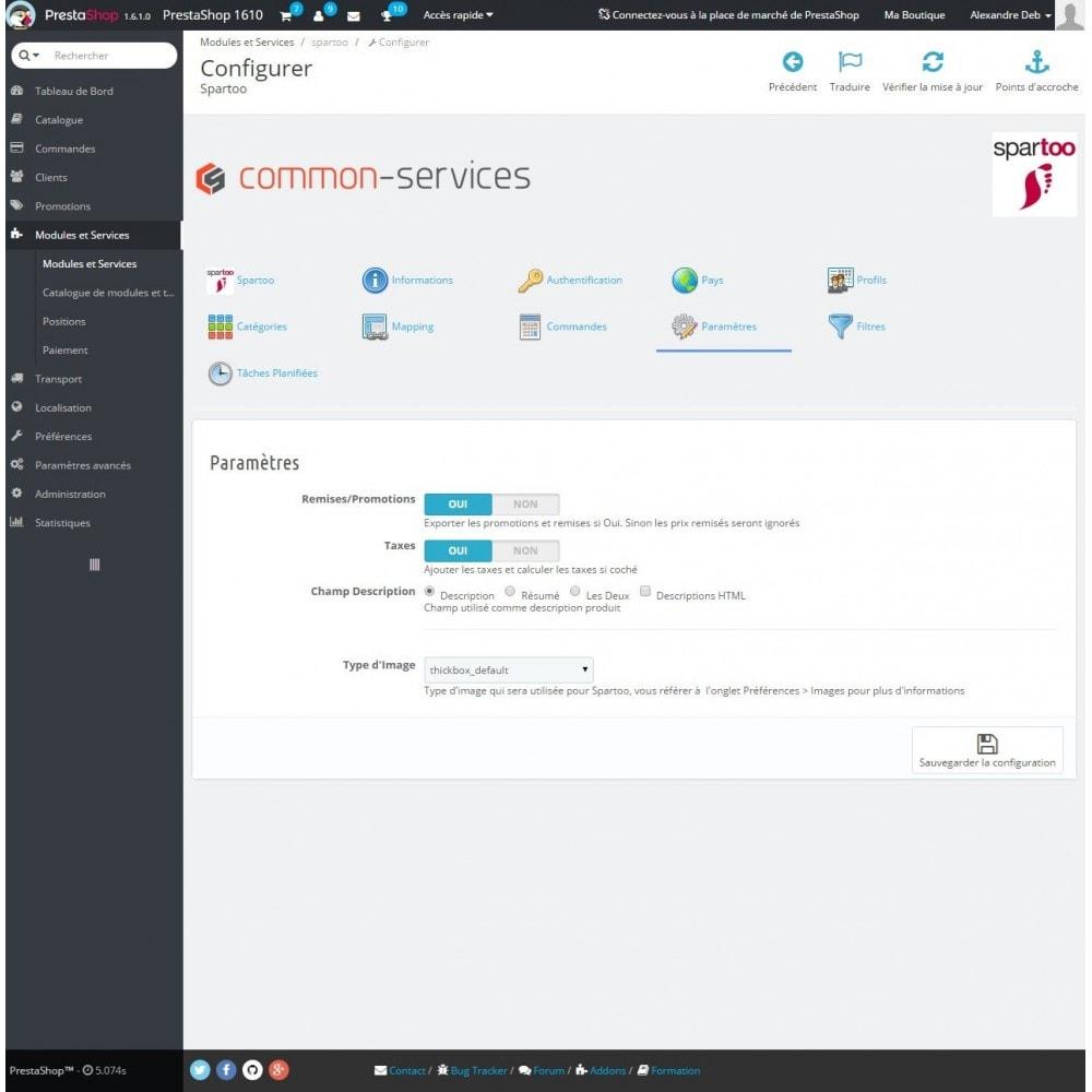 module - Platforma handlowa (marketplace) - Spartoo - 9