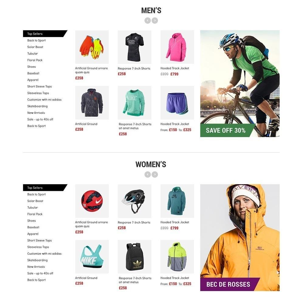 theme - Deportes, Actividades y Viajes - Cr7 - Sport Store PrestaShop Theme - 3