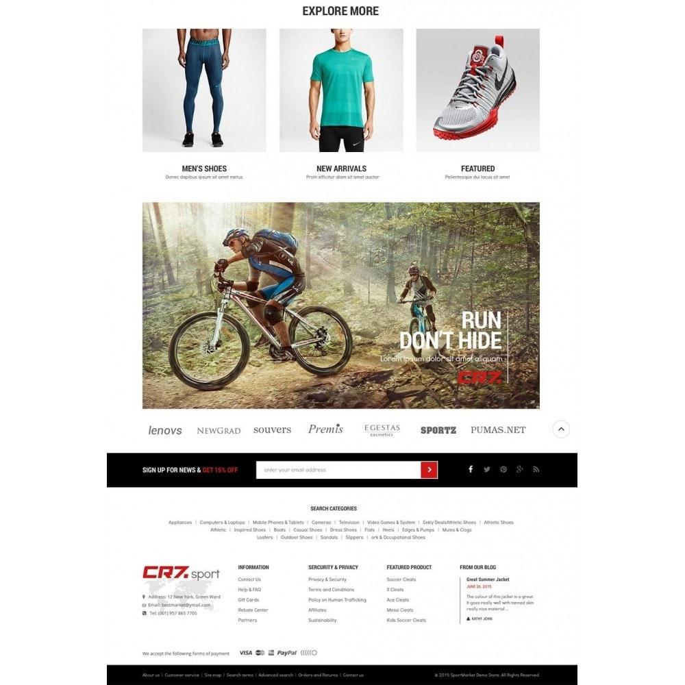 theme - Desporto, Actividades & Viagens - Cr7 - Sport Store - 4
