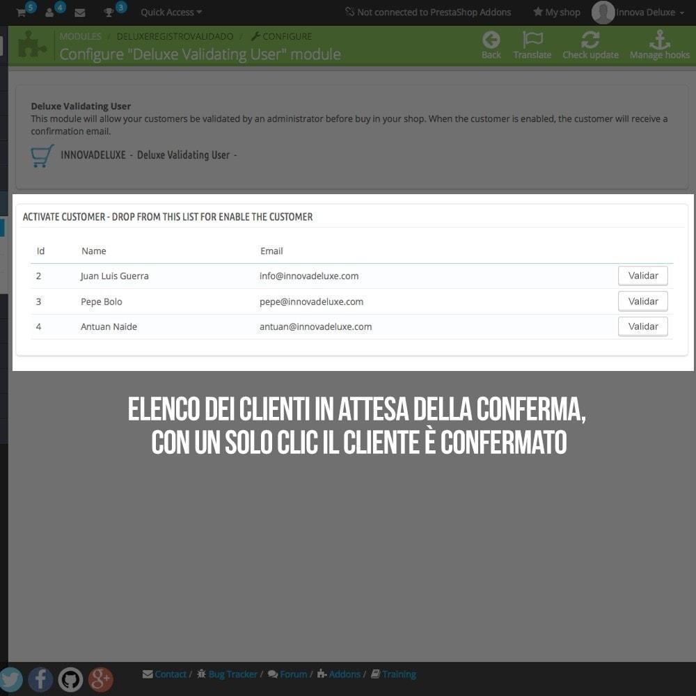 module - B2B - Conferma di registrazione degli utenti per attività B2B - 3