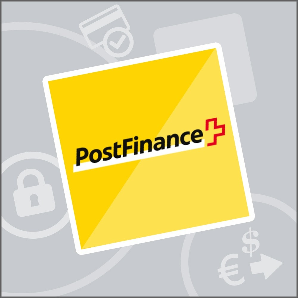 module - Payment by Card or Wallet - PostFinance Payment - 1
