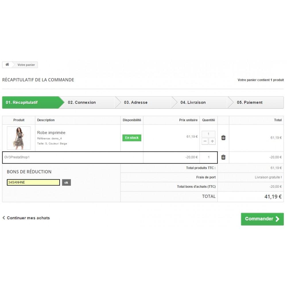 bundle - Les offres du moment - Faites des économies ! - Bons de réduction après achat + Pop Newsletter (Pack Fidélisation) - 7