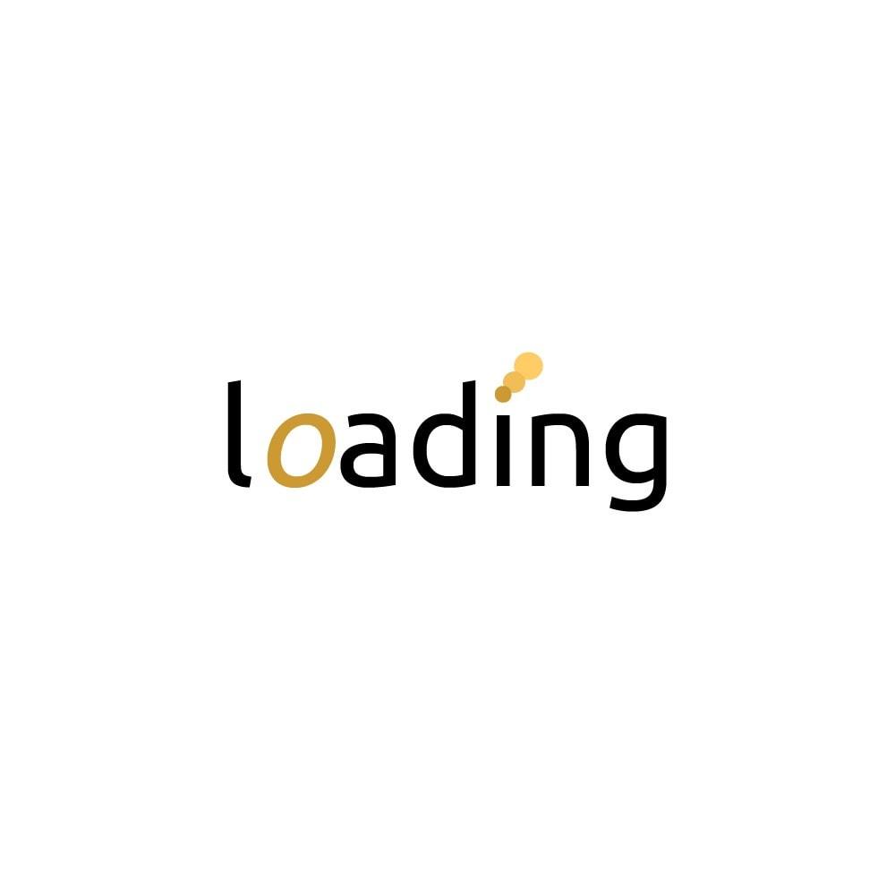 service - Hébergement - Loading - 1