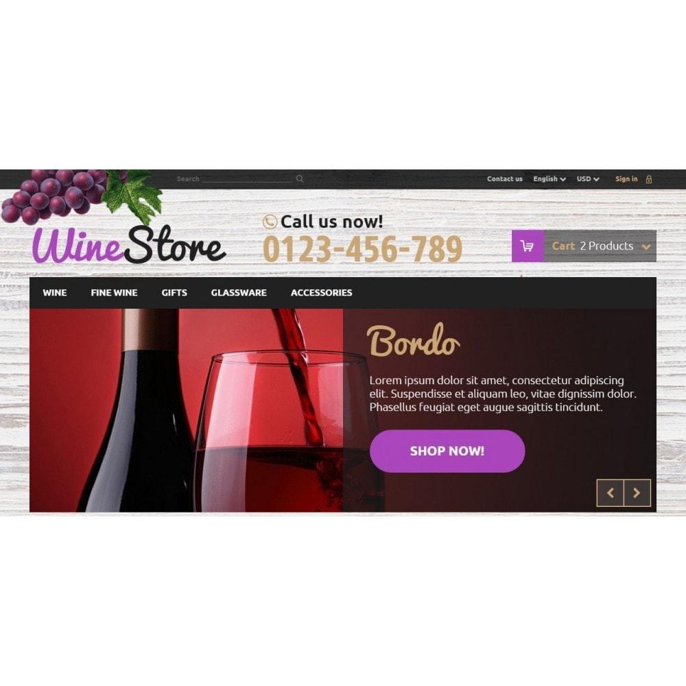 theme - Getränke & Tabak - Wine Store 1.6 Responsive - 3