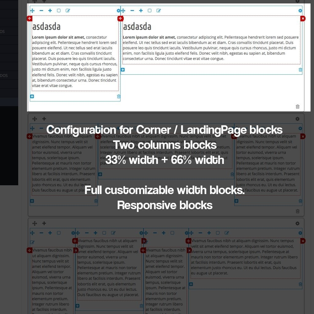 module - SEO (Referenciamento natural) - Landing pages, cornes or microsites creator - 14