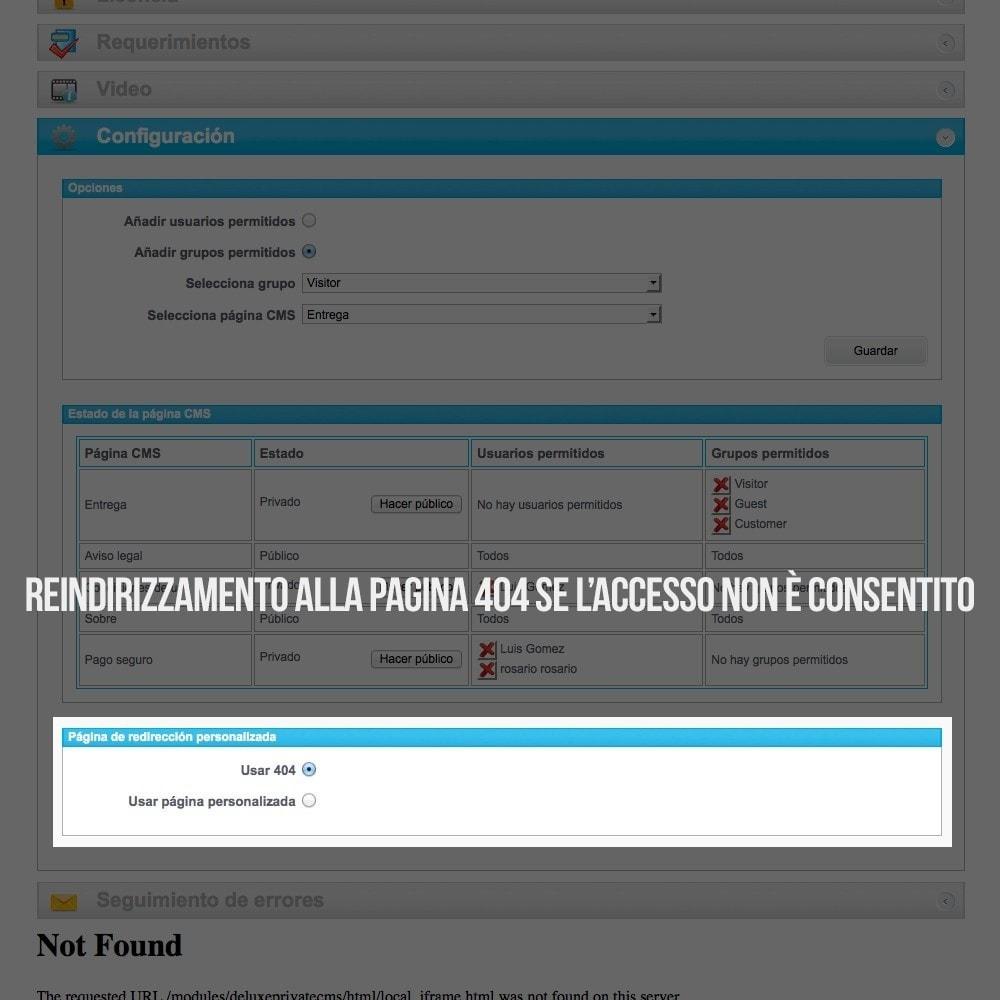 pack - B2B - Pack 1 - Negozio Prestashop B2B (privatizzazione) - 5