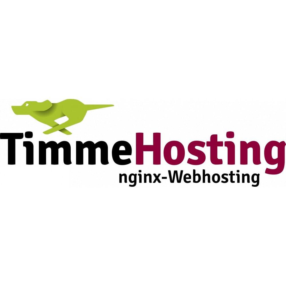 service - Hébergement - Timme Hosting - 1