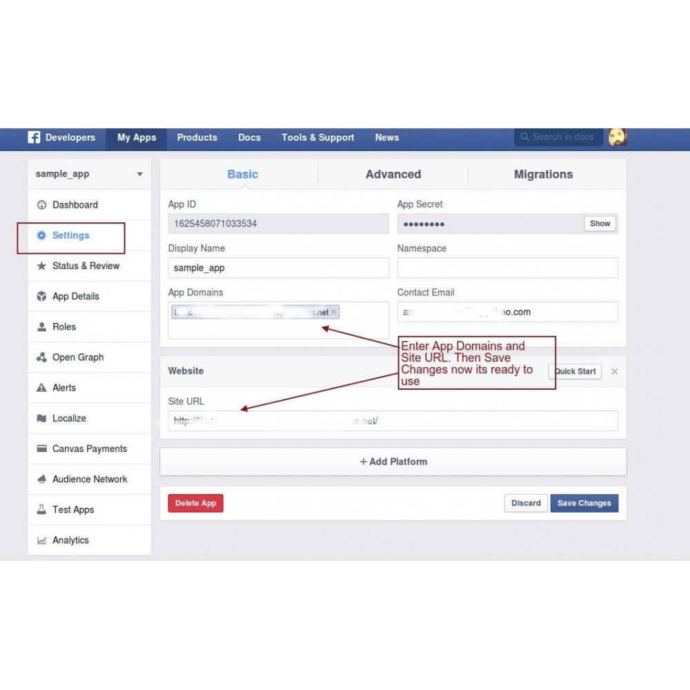 module - Produkten op Facebook & sociale netwerken - Facebook Like to Download - 9